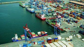El puerto de Bilbao registra un aumento del 20% en su tráfico ferroportuario
