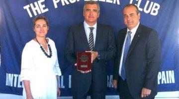 """Adolfo Utor: """"En Baleària funcionamos con unos plazos de entrega rápidos, fiables y frecuentes que son fundamentales para el desarrollo económico de un territorio"""""""