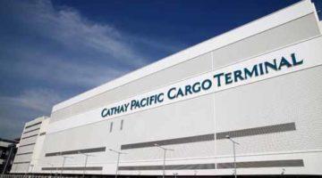 Lufthansa Cargo y Cathay Pacific Cargo se alían para el handling en Hong Kong