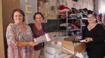 Palletways Iberia se involucra en una nueva campaña de recogida de material escolar