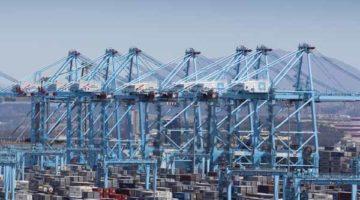 El tráfico del Puerto de Algeciras crece un 5,3% hasta octubre