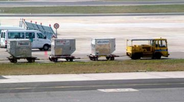 La carga crece más de un 10% en el Aeropuerto de Barcelona