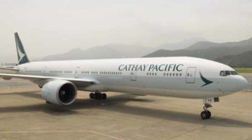 Cathay Pacific unirá Barcelona con Hong Kong en verano