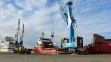 El Puerto de Ferrol superó los 12 millones de toneladas en 2016