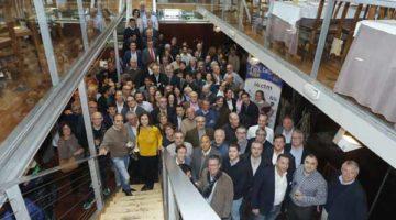 Diez años de la Calçotada del Club del Transitario Marítimo