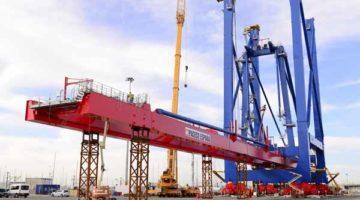 Nuevo equipamiento para la terminal de Noatum en Valencia