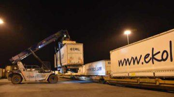 TX Logistik inicia un nuevo servicio ferroviario entre Trieste y Gotemburgo para Ekol