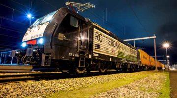 TX Logistik y EGS incrementan la conexión ferroviaria entre Rotterdam y Alemania