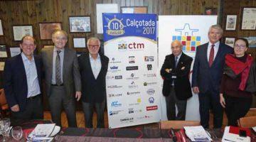 El Club del Transitario Marítimo celebra hoy la 10ª edición de la Calçotada