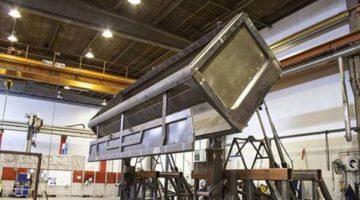 En fase de construcción el nuevo vagón de mercancías del proyecto Hermes