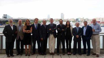 El Port de Barcelona acoge la reunión de la nueva Junta de la asociación RETE