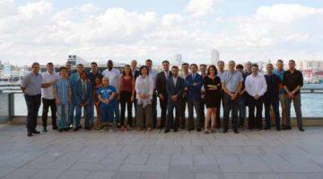 Trabajadores de la Fundación CARES certifican sus conocimientos logísticos