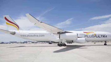 Plus Ultra inicia vuelos con Cuba desde Barcelona