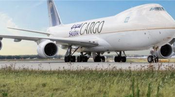 Saudia Cargo, nuevo servicio desde el aeropuerto de Zaragoza