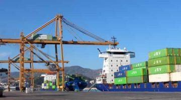 JSV Logistics pone en marcha una nueva línea marítima en el puerto de Málaga