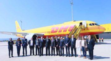DHL amplía sus instalaciones en Foronda