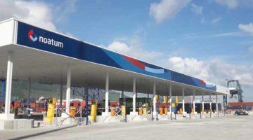Nuevas puertas automáticas en Noatum Container Terminal Bilbao