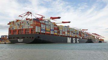 Un 30% de incremento de TEUs hace de Barcelona el puerto europeo que más crece