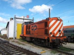 locomotora portugal