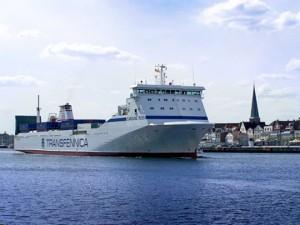 """El """"MV Caroline Russ"""" de Transfennica"""