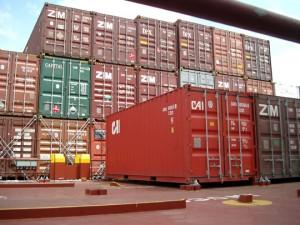 contenedores terminal