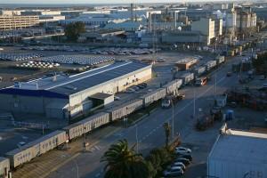 operativa ferro-portuaria