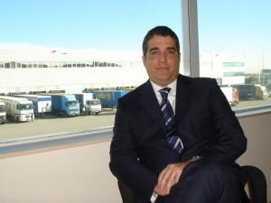 Gustavo Cardozo, Vicepresidente Primero de ProLogis en España