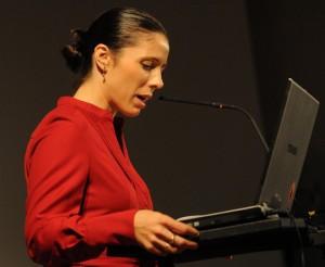 Virginia Gil, directora de la PLAE