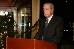 Joaquim Mª Tintoré destacó la figura del OEA