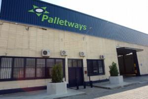 Hub de Palletways en Alcalà