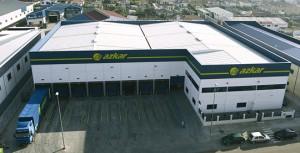 Nuevo centro de distribución de Azkar en Córdoba