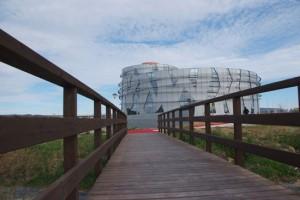 El edificio ha supuesto una inversión de 17 millones de euros