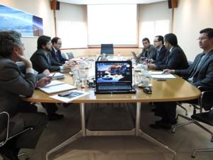 Reunión de trabajo de los puertos de Algeciras y Tanger Med