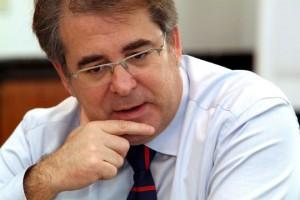 Jordi Valls, Presidente del Port de Barcelona