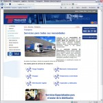 Detalle de la nueva web de Traiglefer