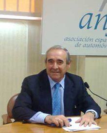 Luis Valero, director general de ANFAC