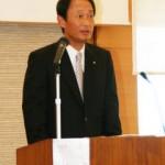 Yasumi Kudo, presidente de NYK