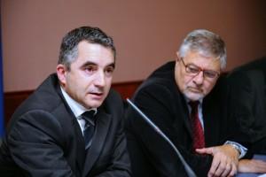 Pere Roca y Luís E.Doménech