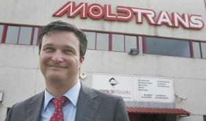 Serge André Graveleau, Director Delegación Barcelona Grupo Moldtrans