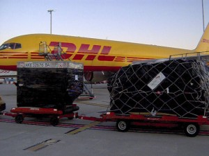 Operativa de los 1.700 kilos de material quirúrgico oftalmológico con destino a Kenia