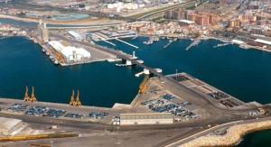 El tráfico de vehículos descendió un 33,6% en el puerto de Tarragona