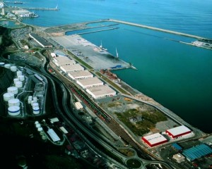 ZAD del puerto de Bilbao