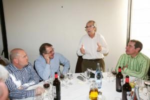 Alfred Piera destacó que la numerosa asistencia a esta tercera edición confirma el éxito de la Calçotada