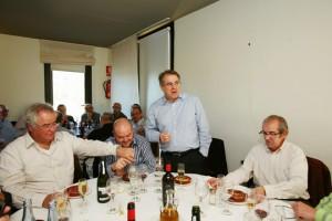 Jordi Valls recordó que en junio se celebra en Barcelona la SINO European Freight Forwarder's Conference