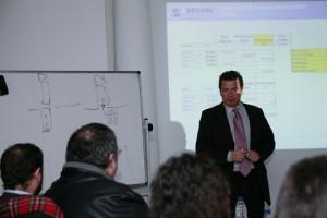 Javier Rincon explicó los ahorros concretos que se pueden obtener con un SCA. T