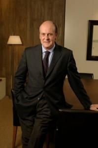 Enrique Lacalle, Presidente del Comité Organizador del Salón Internacional de la Logística y de la Manutención