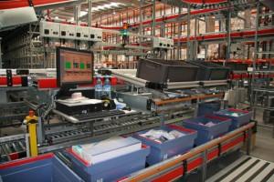 El nuevo SGA controla las interfaces necesarias para integrar el conjunto de instalaciones automáticas existentes