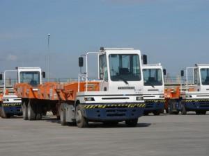 Alfaland ha vendido 11 tractores Terberg (modelo YT222)