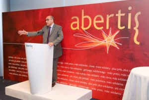 Salvador Alemany, presidente del Grupo abertis (foto archivo)