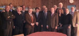 El espíritu del Club del Transitario Marítimo se basa en la relación personal y no en los intereses de las empresas